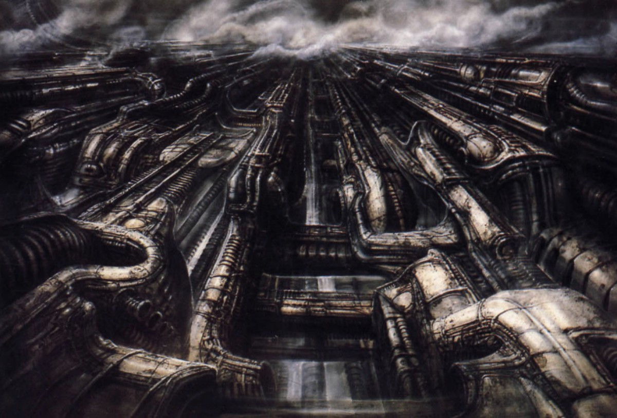 H R Giger Archive The Apricity Forum A European