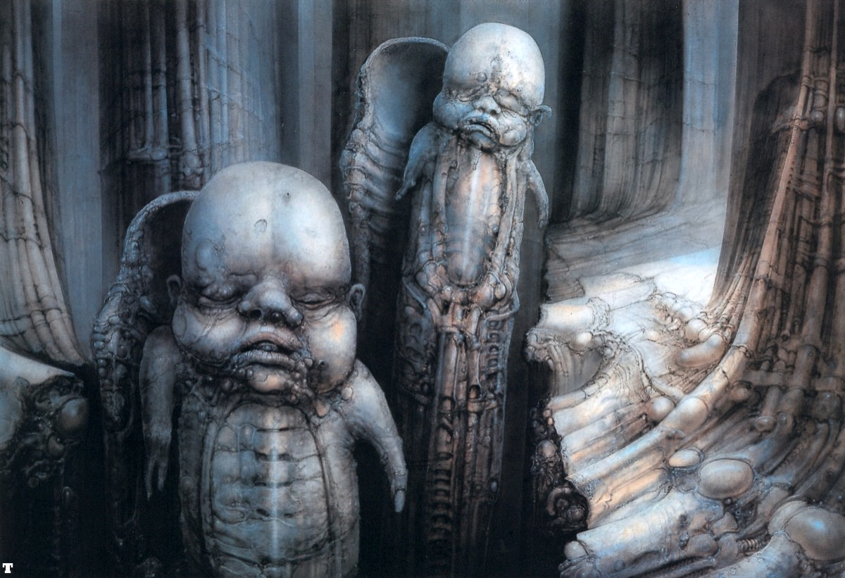 Hr Giger Images, Pics, Photos, Wallpapers, Photogallery - 331596767006