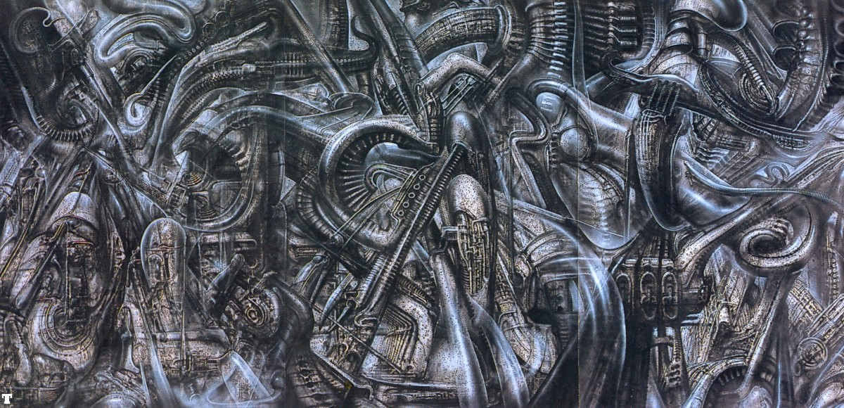 H R  Giger died (ALIEN artist) - AR15 COM