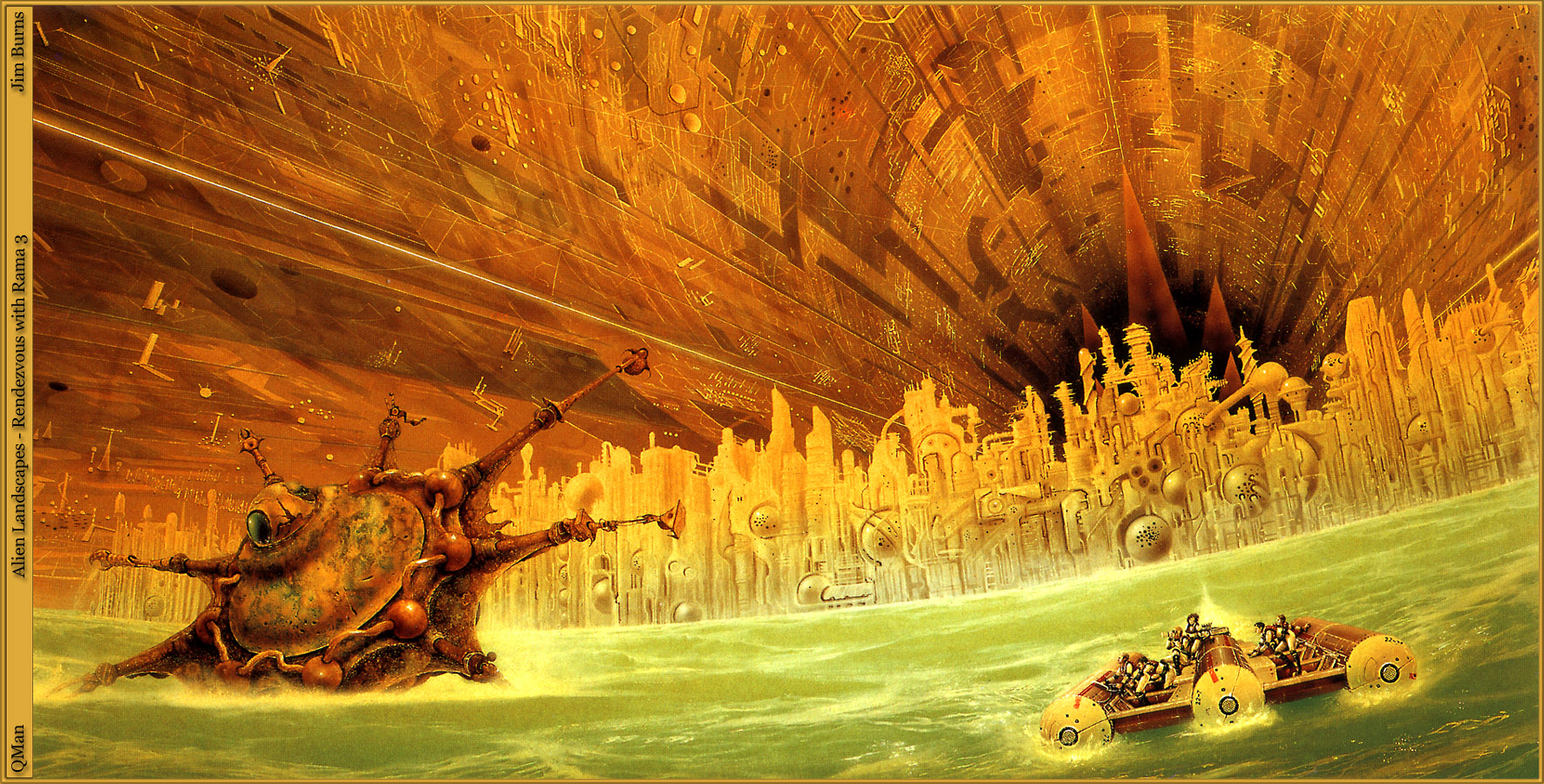 Image result for rendezvous with rama